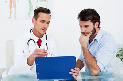 наблюдение за пациентом