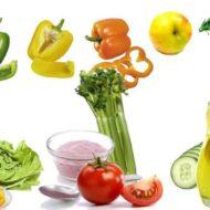 овощи как лекарство