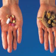 лекарства или народные рецепты
