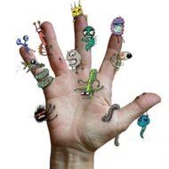 микробы на руках