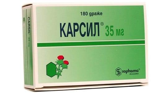 Лечение Карсилом чаще всего переносится хорошо, побочные эффекты появляются крайне редко